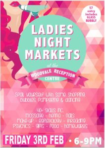 Ladies Night Markets @ The Woodvale Reception Centre | Woodvale | Western Australia | Australia