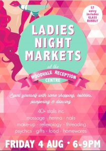 Ladies Night Market @ The Woodvale Tavern & Reception Centre | Woodvale | Western Australia | Australia