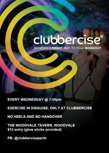Clubbercise @ The Woodvale Tavern & Reception Centre | Woodvale | Western Australia | Australia