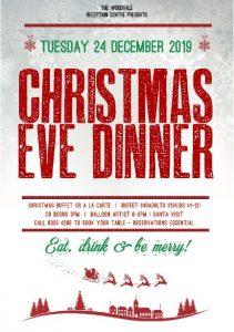Christmas Eve Dinner 2019 @ The Woodvale Tavern and Reception Centre | Woodvale | Western Australia | Australia