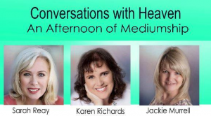 Conversations with Heaven - An afternoon of Mediumship @ The Woodvale Tavern and Reception Centre