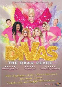 DIVAS - The Drag Revue @ The Woodvale Tavern & Reception Centre