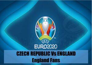 CZECH REPUBLIC Vs ENGLAND - UEFA EUROS 2020 @ The Woodvale Tavern & Reception Centre