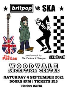 Britpop Vs SKA @ The Woodvale Tavern and Reception Centre